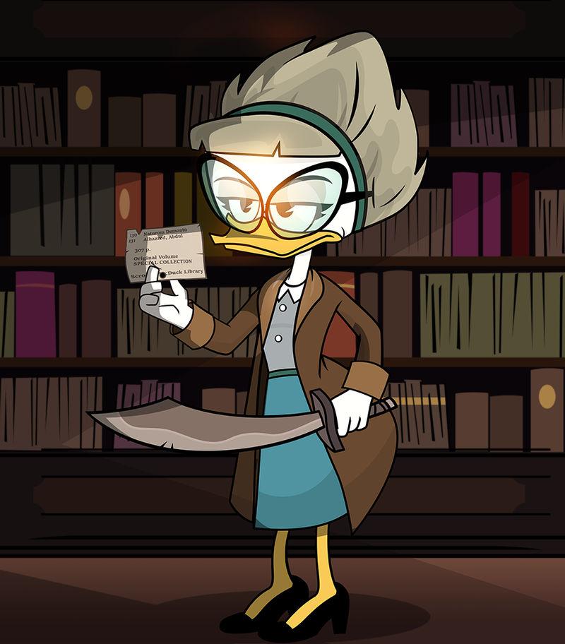 Quackfaster by PixelKitties