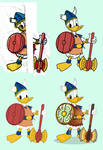 Donald the Viking by PixelKitties