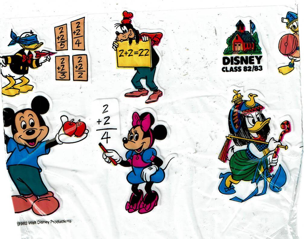 DisneyLunch02 by PixelKitties