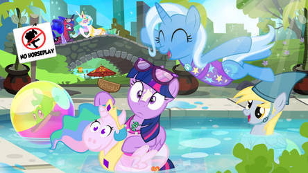 My Little Pony: Warm Vibes