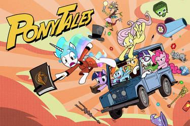 PonyTales by PixelKitties