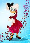 Ducktales 2017 Daisy