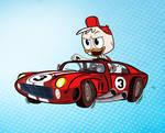 Race Cars...
