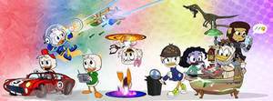 Ducktales!  Woo-ooo!