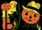 Beistle Halloween 01