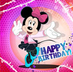 Happy Birthday Minnie Mouse!