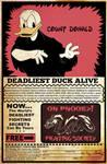Count Donald: The Deadliest Duck Alive!