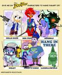 Ducktales Six Fanarts