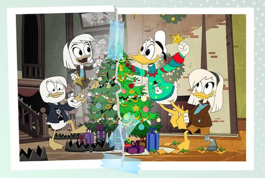 Ducktales Secret Stanta 2020
