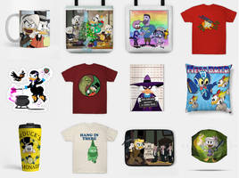 My Ducktales Items