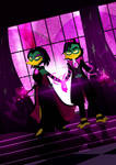 Magica and Poe