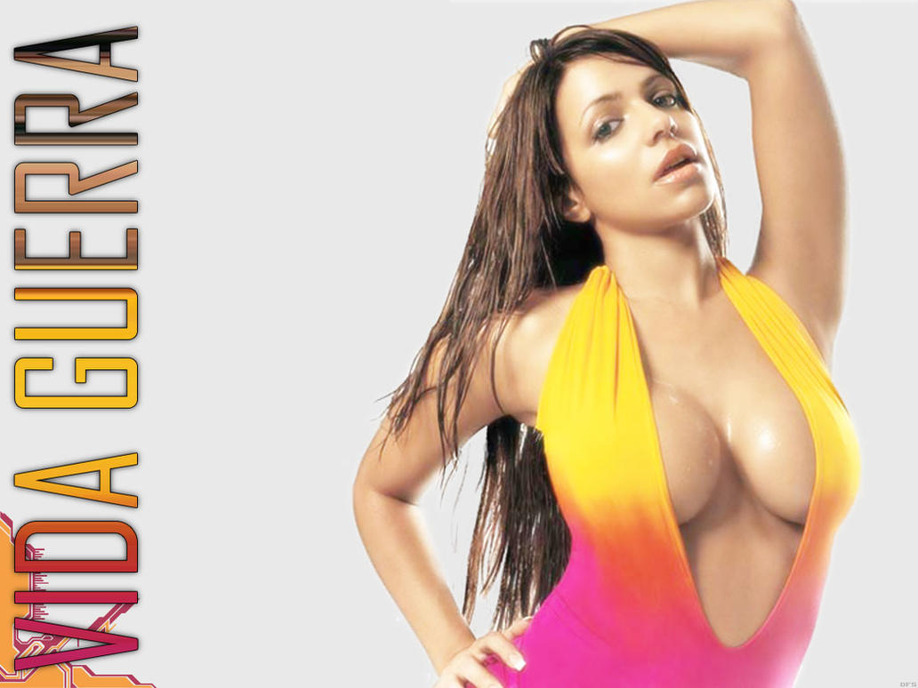 Vida Guerra by hollowlife