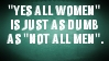 Yes, all women will be raped. by kingofdreams12