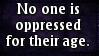 Age oppression by fuckshiru