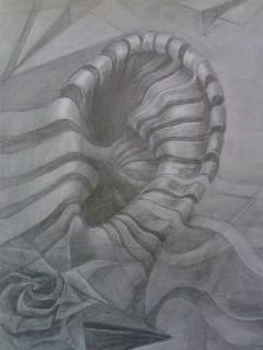 ear pencil sketch by s-kay on DeviantArt