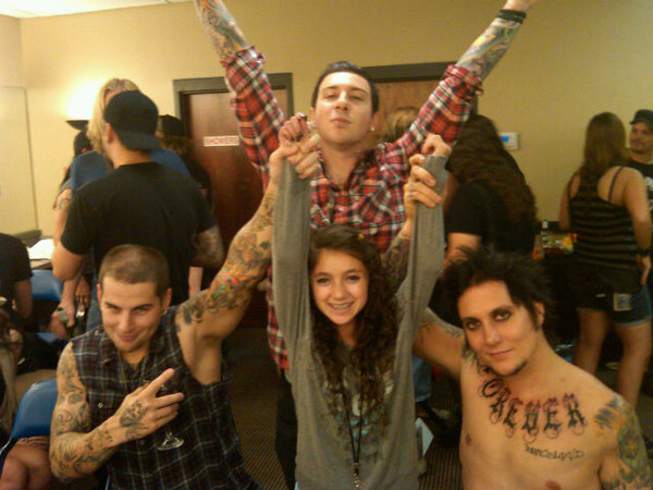 m shadows daughter - photo #14