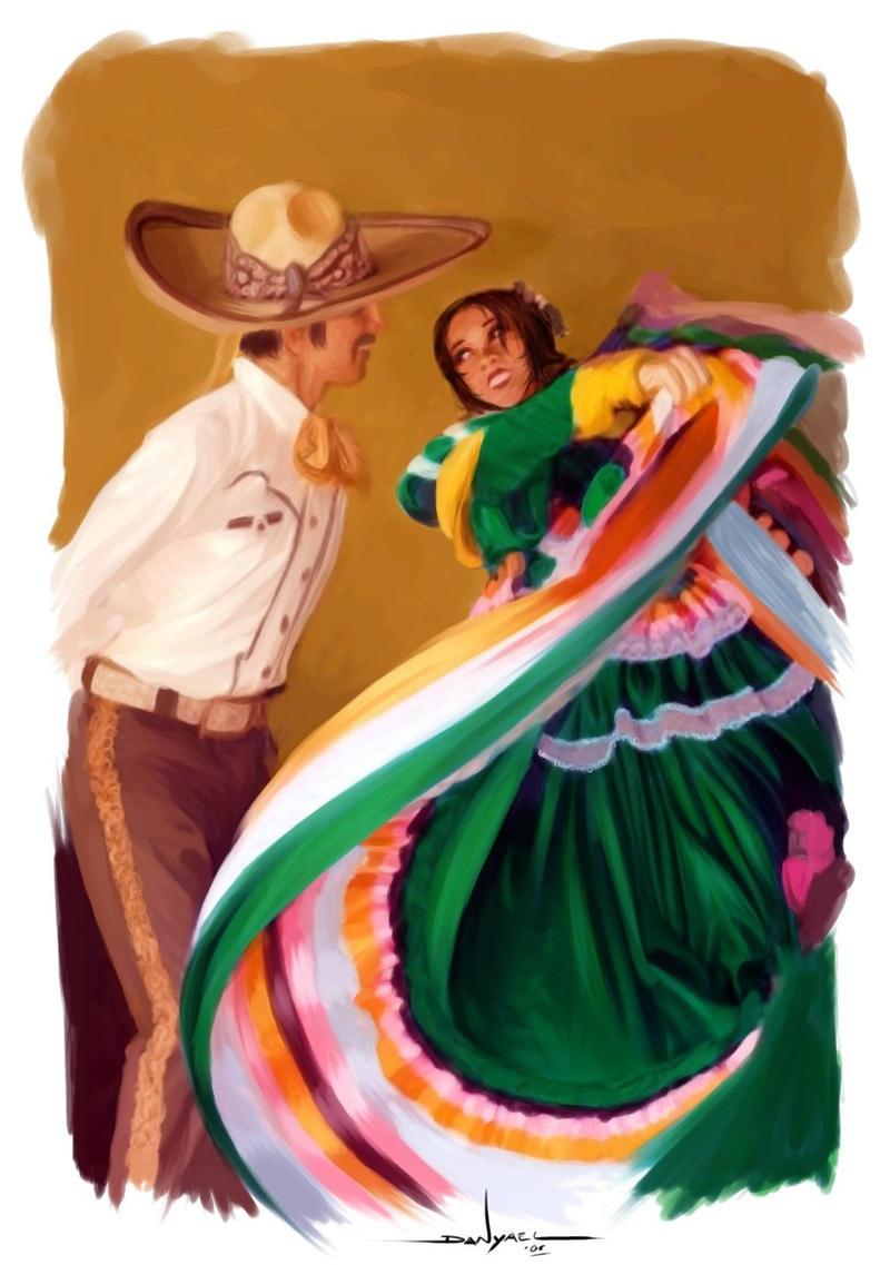 Cielito LindoSeptiembre mes patrio Viva Mexico  Regional