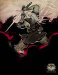 Witcher blade