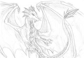 Suzi Sketch Trade by Thalathis