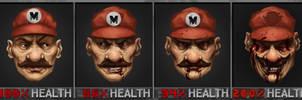Mario Doom by FinnbarrMartin