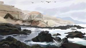 Landscape Study - Freedom