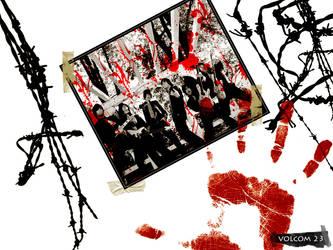 Alesana Wallpaper 2 by Volcom23
