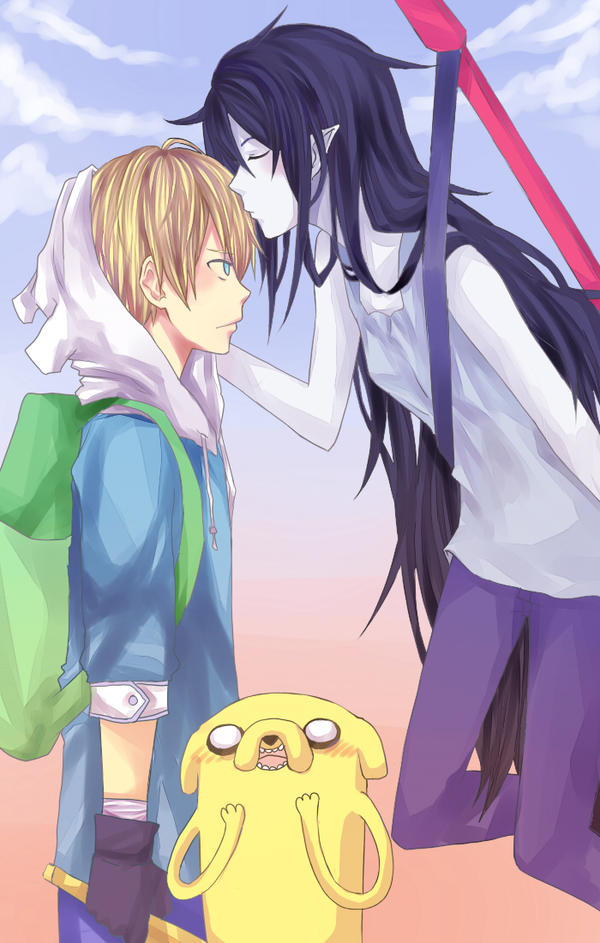 LOOK AT JAKE PEOPLE. by tama-rai