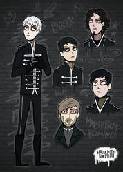 Welcome to my Black Parade by M-ALESG