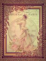 Parisien Journal by lisamarimer