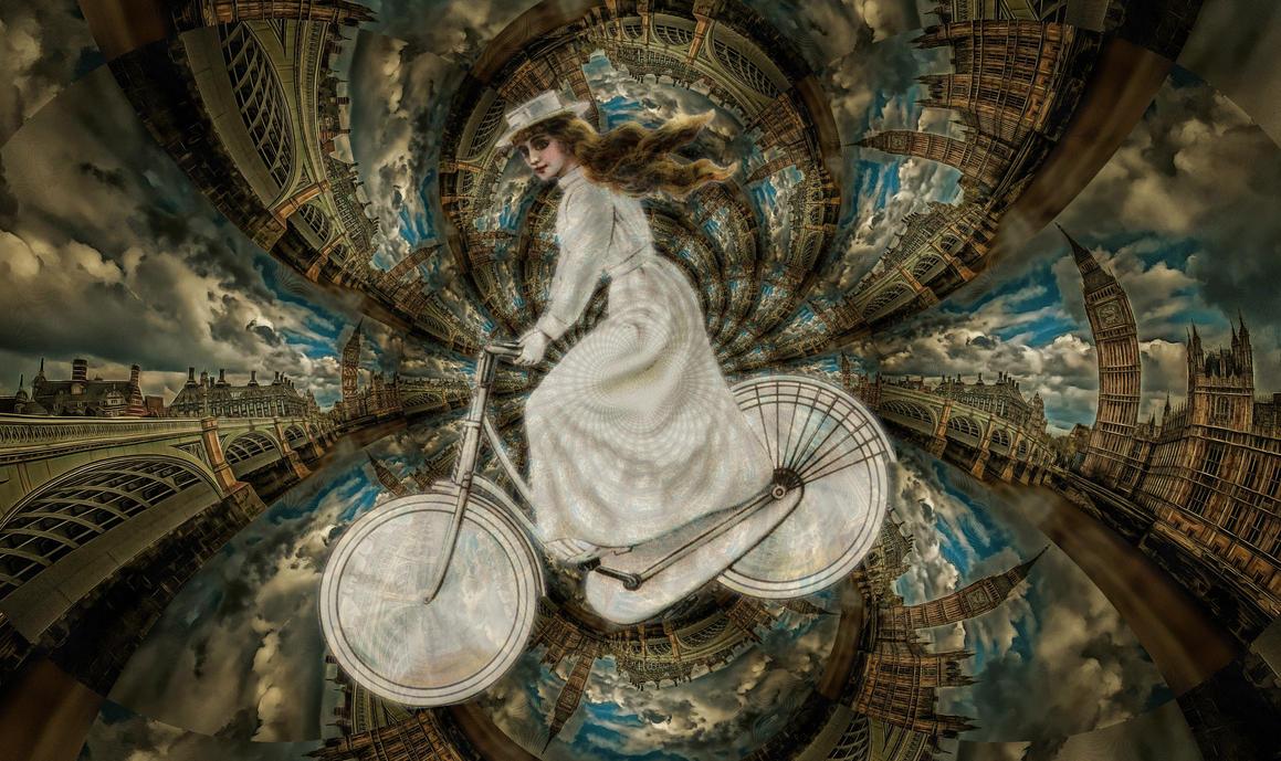 Lady Sallys Magic Ride by lisamarimer