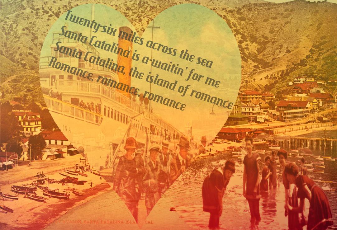 Santa Catalina by lisamarimer