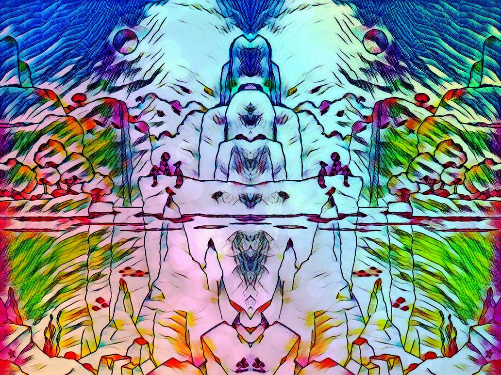 Dual Spirit of RiME by lisamarimer