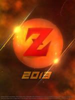 Dragon Ball Z Movie 2013 Promo 'Z Ball' by fsuarez913