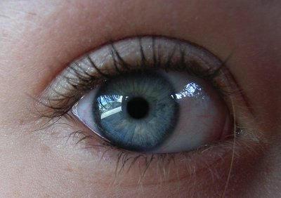 My Actual Blue Eye