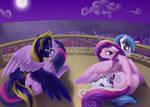Commission:  Kindred Spirits