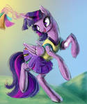 Princess of Cheer Speedpainting