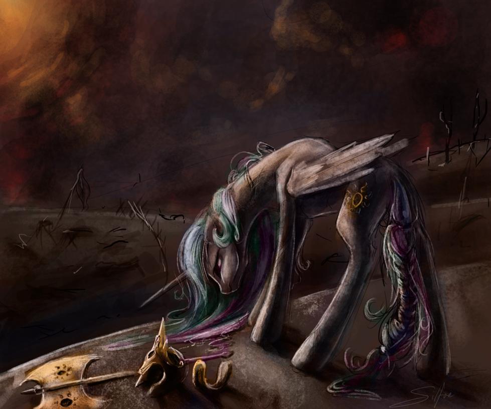 SpeedPaint: Aftermath by SilFoe