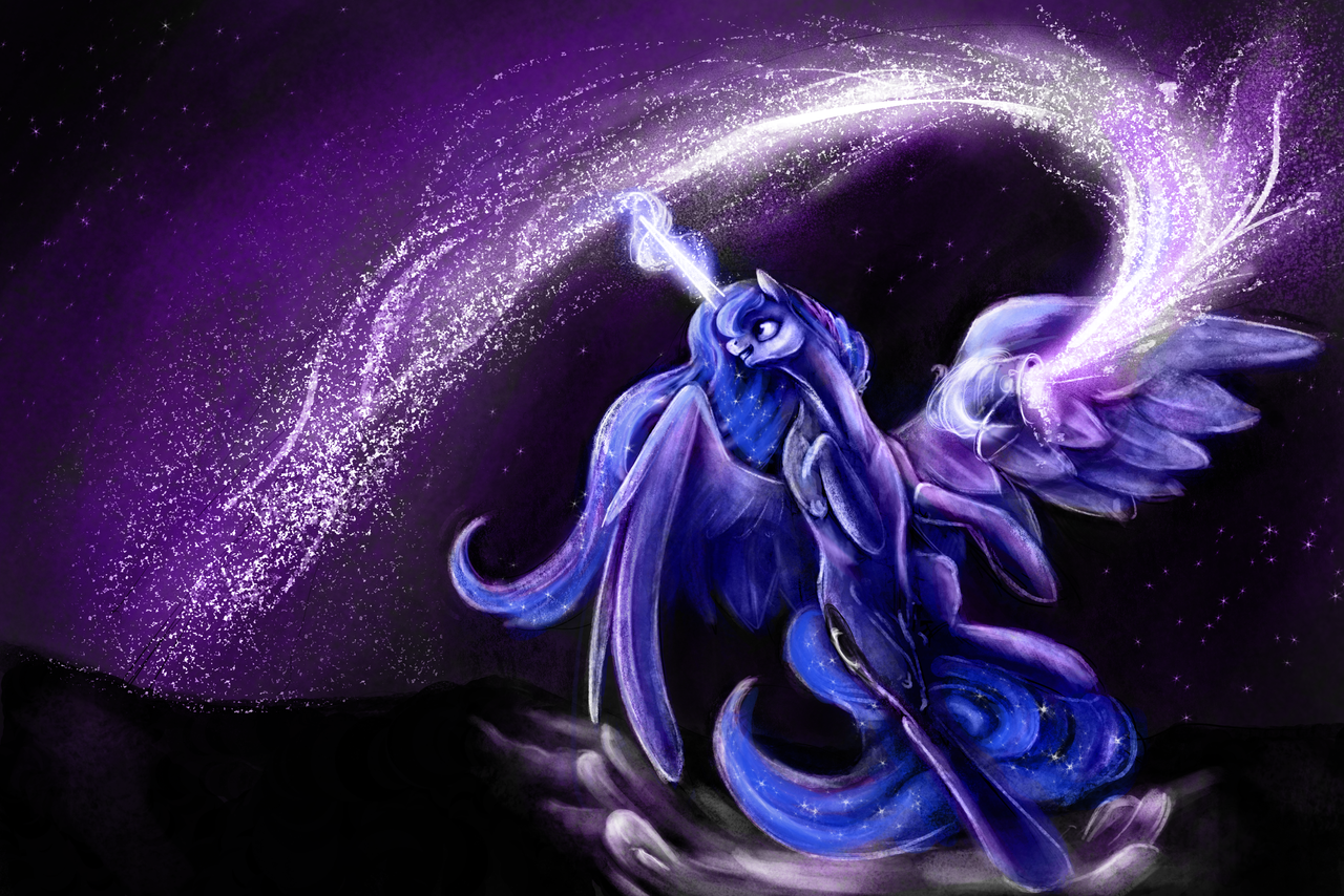 Speedpaint: Let It Go by SilFoe