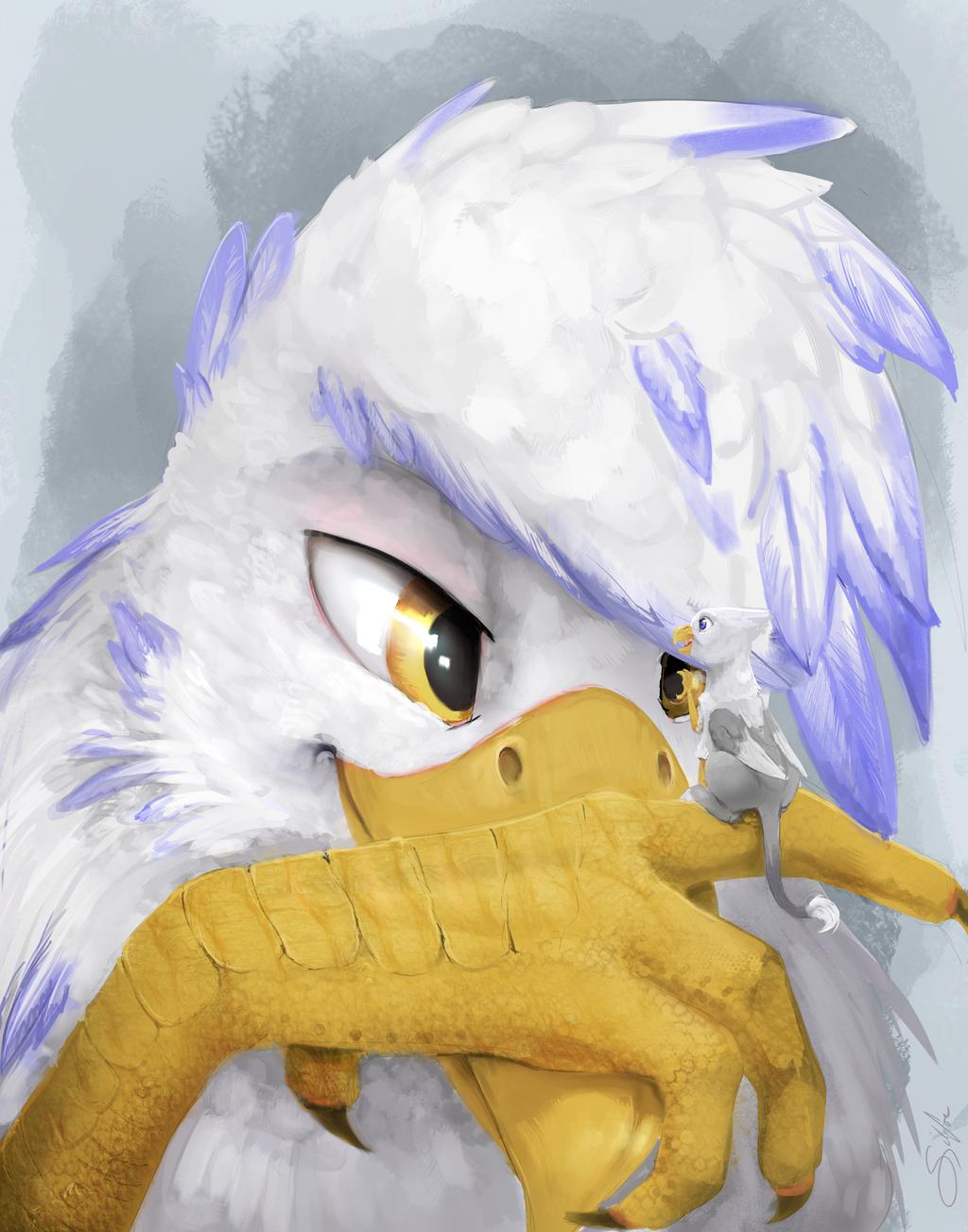 Commission: Nirvash