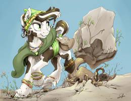 Patreon: Earth Magic by SilFoe