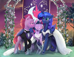 Commission: Wedding