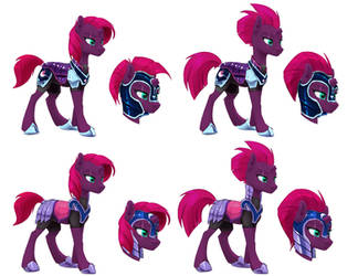 Commission: Tempest Armor by SilFoe