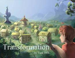 <b>Commission: Transformation</b><br><i>SilFoe</i>