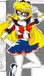 Codename is Sailor V!