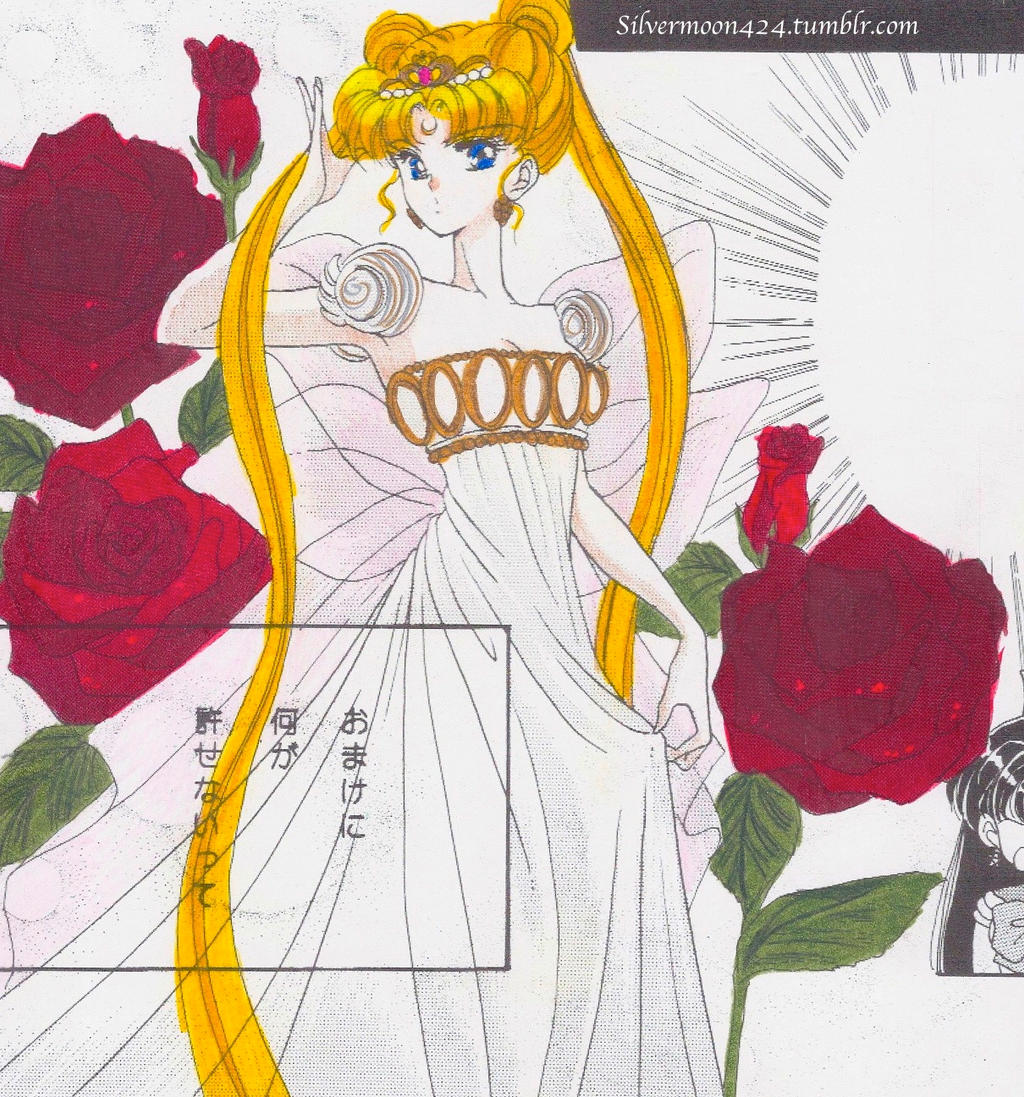 Neo-Queen Serenity By Mileyangel321 On DeviantArt