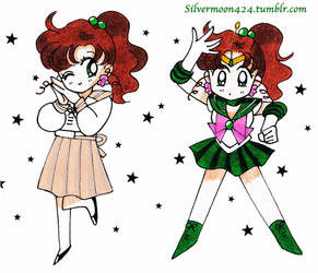 Makoto/Sailor Jupiter