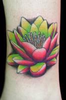 lotus flower yo by joshwoods