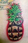 pine apple grenade