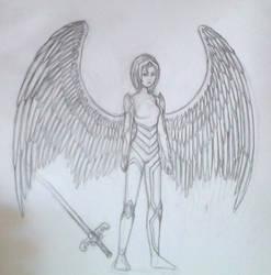 Dream Angel by inkblot-101