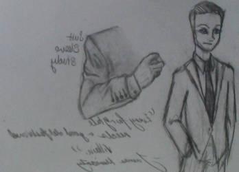 Sherlock Inspired by inkblot-101